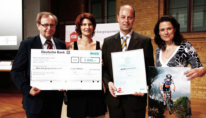 Jürgen Hohnen GmbH erzielt ersten Platz